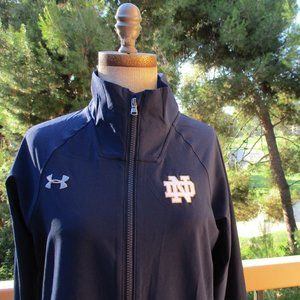 Under Armour Women's Notre Dame Jacket ~ S / M ~